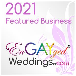 EnGAYged Weddings LGBT Wedding Directory
