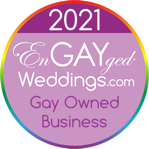 EnGAYged Weddings LGBTQIA Wedding Directory