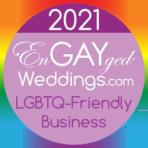 EnGAYged Weddings LGBTQ Wedding Directory