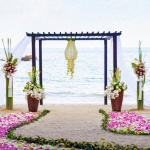 Caribbean gay wedding ceremony site