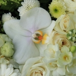 virginia  gay wedding florists flowers