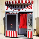 Puerto Rico gay wedding photobooths