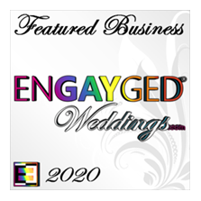 LGBT-Friendly Wedding Vendor Featured on EnGAYged Weddings Directory