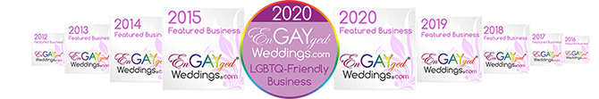 LGBTQ Friendly Wedding Business Featured on EnGAYged Weddings Directory  - Alice Soloway Weddings - Brooklyn, New York City
