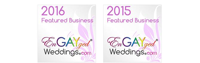LGBTQ Friendly Wedding Business Featured on EnGAYged Weddings Directory  - Athenaeum - Alexandria, Virginia LGBT