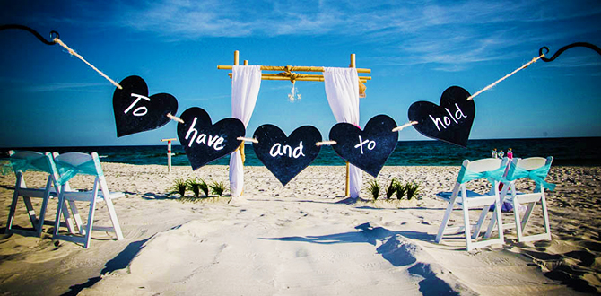 LGBT Beach Wedding Ceremonies
