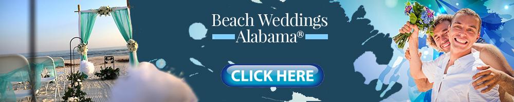 Alabama LGBT Beach Weddings