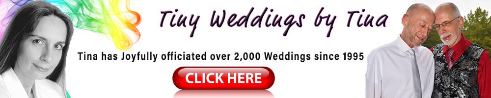 Arkansas LGBT Wedding Officiant