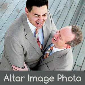 Los Angeles California Gay Wedding Photographer