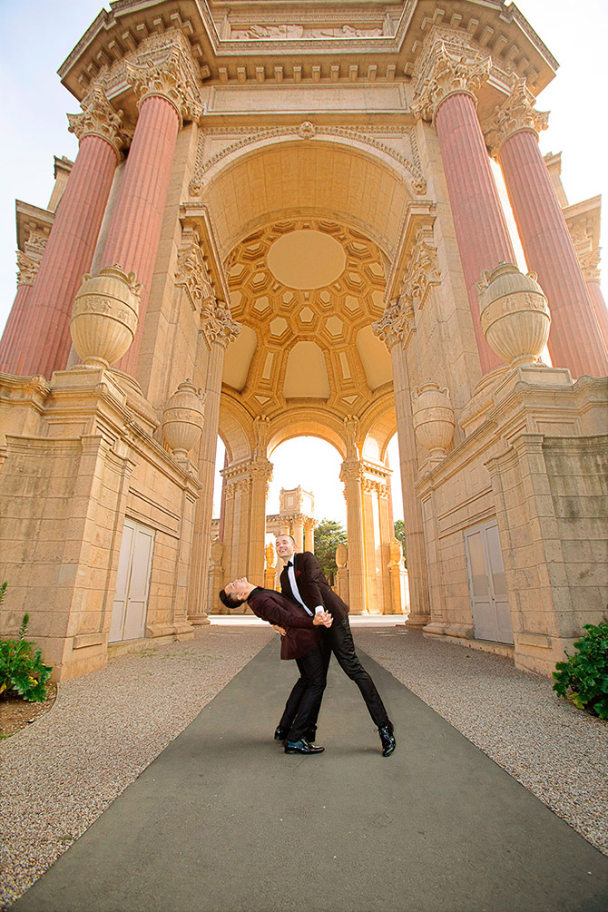 Andy Sandy photo & Video Home For Brides LGBTQ Photographer in San Francisco California