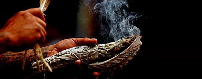 Bless & Clear Sacred Ceremonies Smoke Ritual