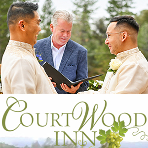 Northern California LGBT Wedding Ceremony Site