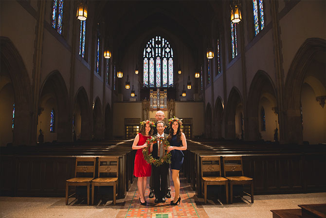 Derek Chad Photography - LGBT wedding in a Cathedral