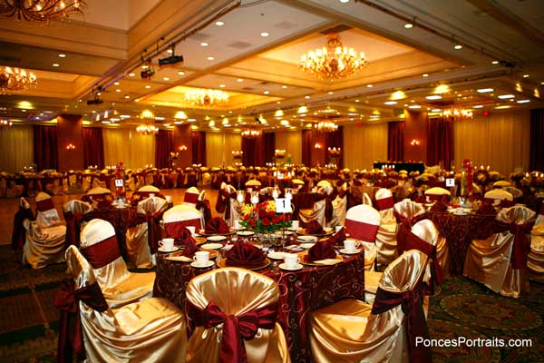 Red And Gold Themed Wedding Gallery - Wedding Decoration Ideas