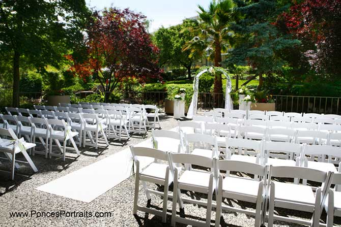 Sacramento Gay Wedding Venue and Accommodations DoubleTree by
