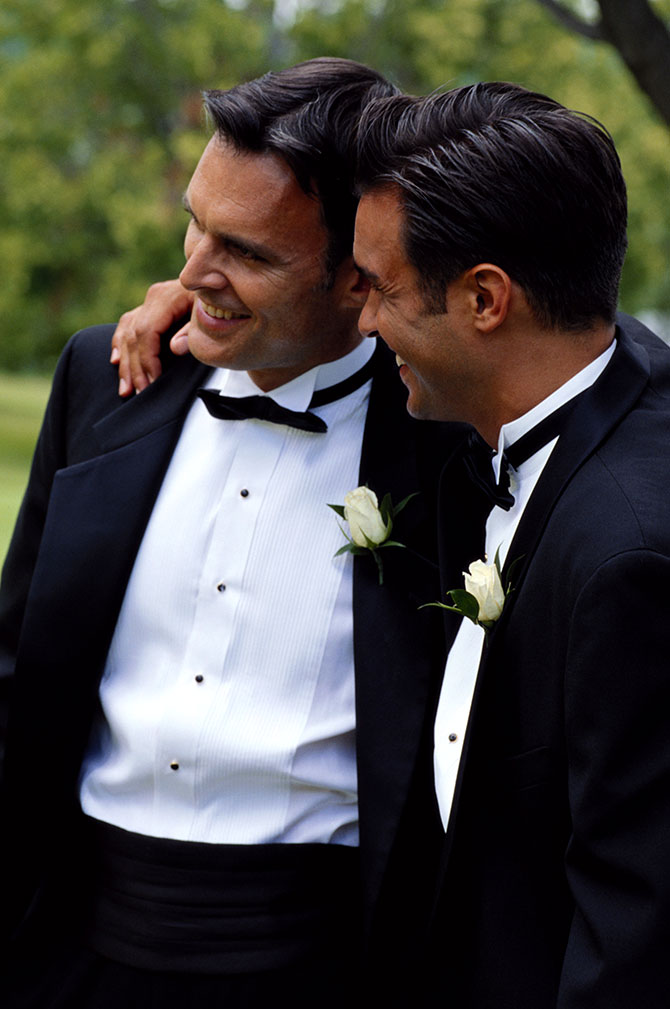 Hilton Sonoma Wine Country - Gay Grooms