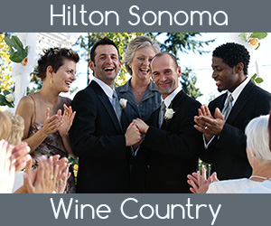 Sonoma Wine Country California Gay and Lesbian Wedding Venue