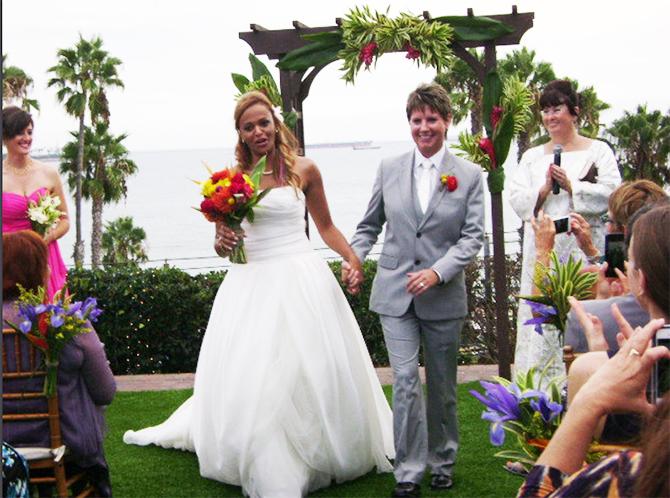 same sex marriage ceremonies in california in Maryborough