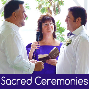 Los Angeles California Gay Wedding Officiant