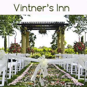 Vintner's Inn LGBT Wedding Ceremony Site in Napa California