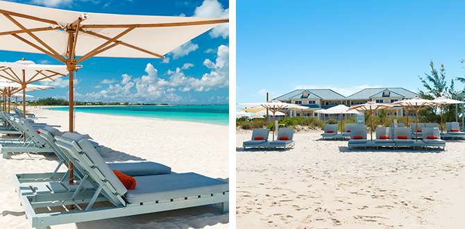 Blue haven House LGBTQ Honneymood Destination Turks & Caicos