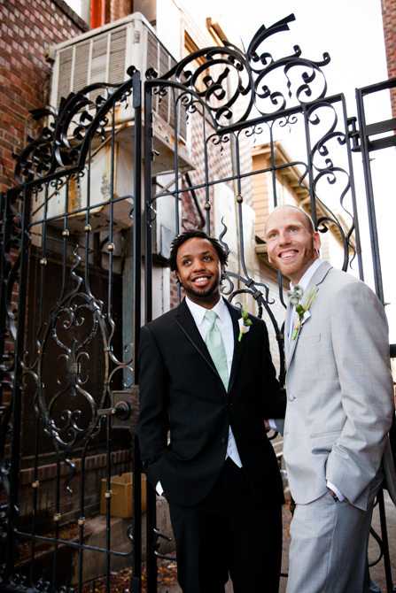 Anginet Photography - Happy LGBT Couple Cake Cutting