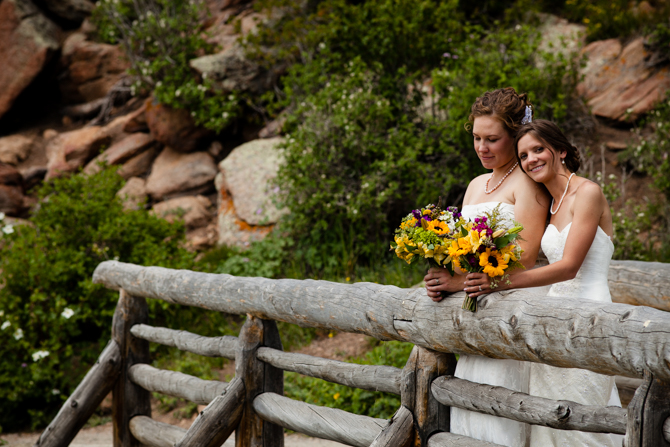 Anginet Photography - two Grooms Colorado Civil Union Ceremony