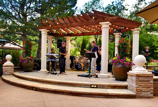 The Briarwood Inn - Wedding reception live band