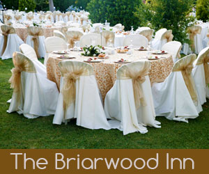 The Briarwood Inn LGBT Wedding Receptions and Parties
