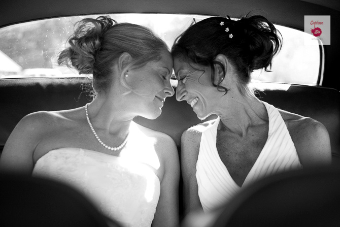 Real lesbian black and white photographs