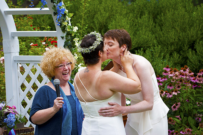 Moon River Rituals Zita Christian LGBT Wedding Officiant in Manchester Connecticut