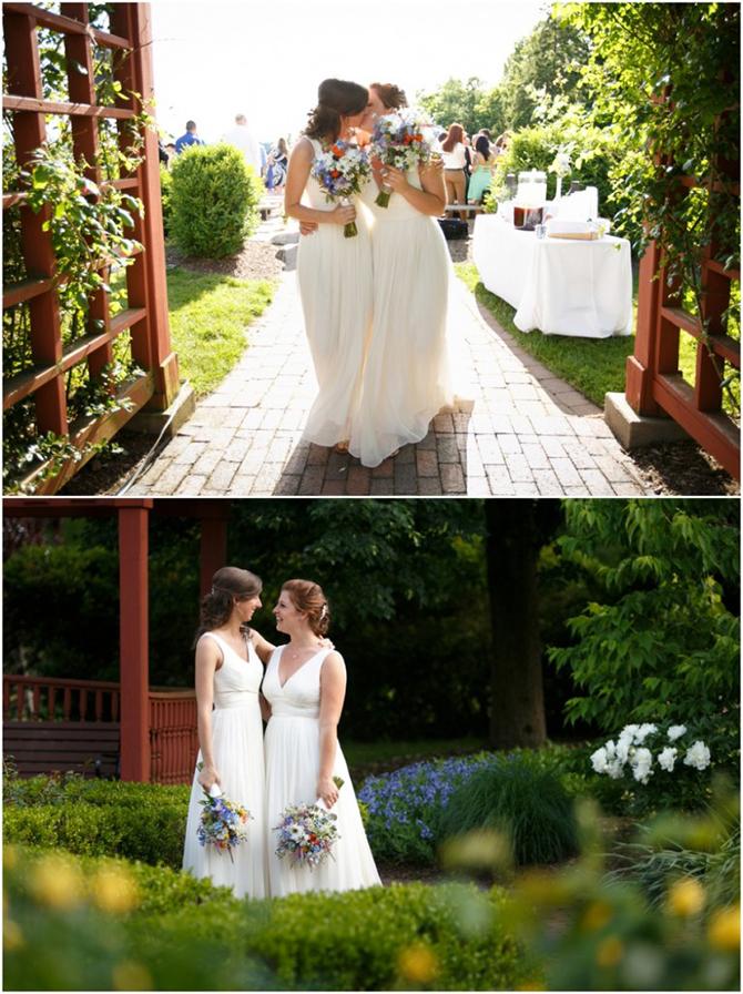 Manchester Ct Lgbt Wedding Venue Wicham Park Garden