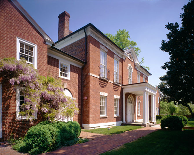 Dumbarton House - Historic house for wedding receptions