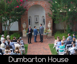 Washington DC Gay & Lesbian Wedding Receptions