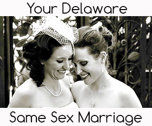 Wilmington, Delaware Gay and Lesbian Wedding Officiant