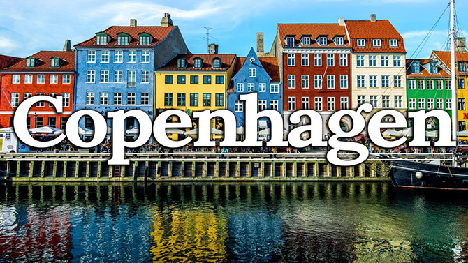 Copenhagen - Getting Married in Denmark - Same-Sex Wedding Planner