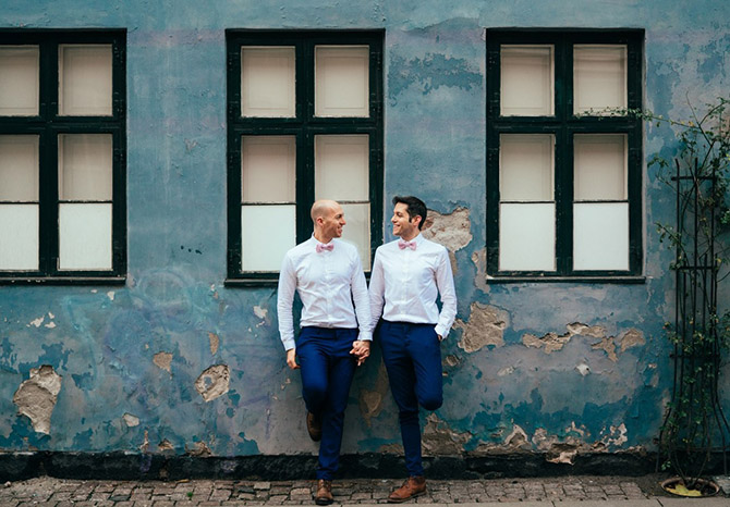 LGBT Weddings - Getting Married in Denmark - Same-Sex Wedding Planner