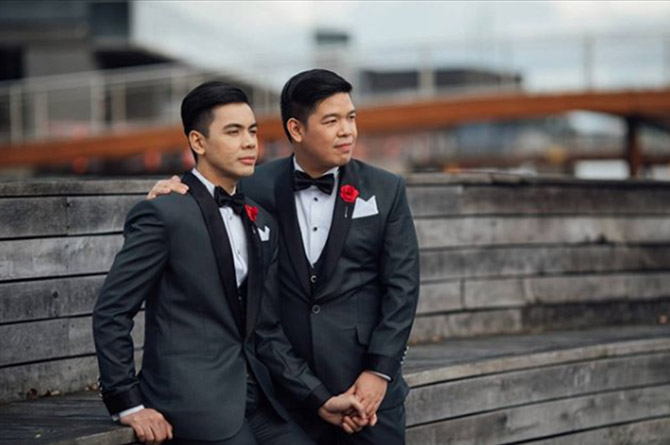Same-Sex Weddings - Getting Married in Denmark - Same-Sex Wedding Planner
