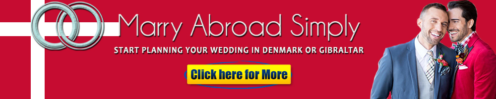 Denmark LGBT Weddings
