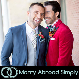 Destination LGBT Wedding Planners