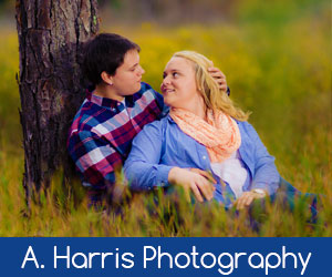 Tampa Gay and Lesbian Wedding Photographer