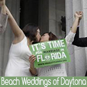FL lgbt wedding beach ceremonies