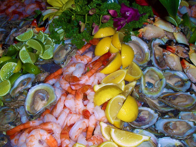 CateringCC - Catered Seafood Platter