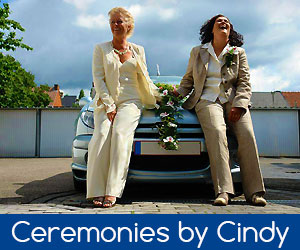 Ceremonies by Cindy Wedding Officiant