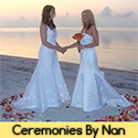 same sex wedding officiants bay area in Saguenay