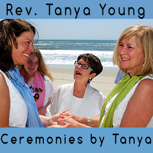 Rev. Tanya Young Venice, Florida Weddings - Gay & Lesbian Wedding Officiant