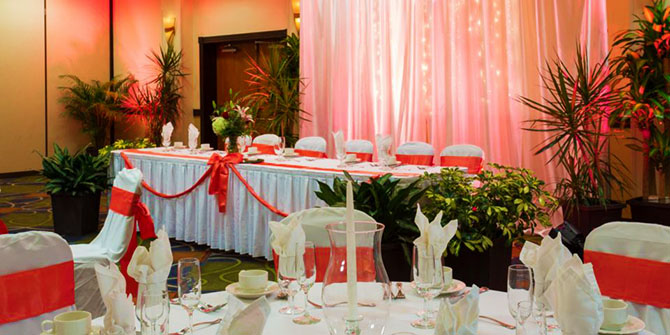 Crowne Plaza Bell Tower LGBT Wedding Venue in Ft Myers Florida