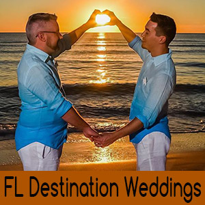 Clearwater Florida LGBT Wedding Officiant