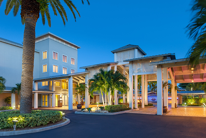 Hutchinson Island Marriott Beach Resort & Marina Exterior
