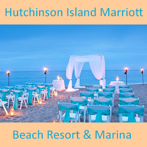 Hutchinson Island, FL Gay Wedding Reception Venue